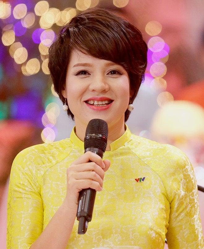 MC Diễm Quỳnh làm giám đốc VFC của Đài Truyền hình Việt Nam 1
