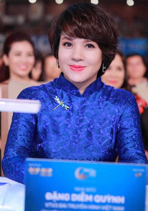 MC Diễm Quỳnh làm giám đốc VFC của Đài Truyền hình Việt Nam 2