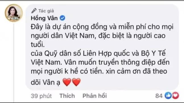 Chưa hết ồn ào với bà Phương Hằng, NS Hồng Vân vừa tái xuất đã nhận cay đắng  3