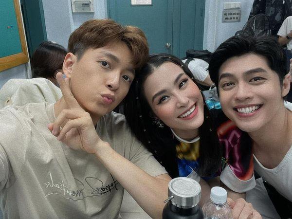 Ngo Kien Huy ارتباط بین دونگ Nhi و Noo Phuoc Thinh پس از جدایی 1 را فاش کرد
