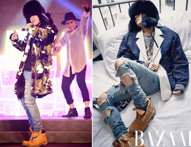 Sơn Tùng lộ 1001 bằng chứng 'sao y' G-Dragon: Từ thời trang đến phong cách trình diễn không trượt phát nào 5