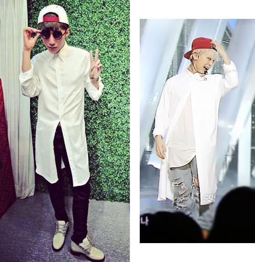 Sơn Tùng lộ 1001 bằng chứng 'sao y' G-Dragon: Từ thời trang đến phong cách trình diễn không trượt phát nào 8