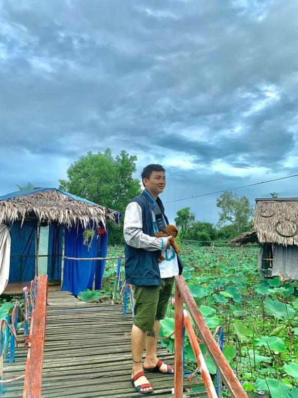 Hoài Lâm lộ hình ảnh phát tướng sau thời gian ở ẩn tại quê nhà 2