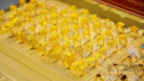 Bảng giá vàng hôm nay mới nhất ngày 23/7: Đột ngột bật tăng 1
