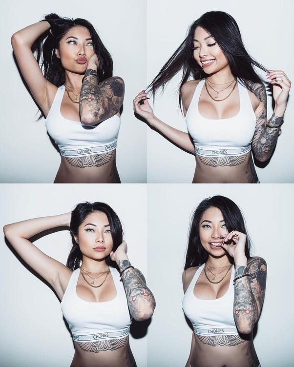 Thân hình nóng bỏng của hotgirl Việt Kiều Cassie Trinh Võ - tình cũ của Binz 7