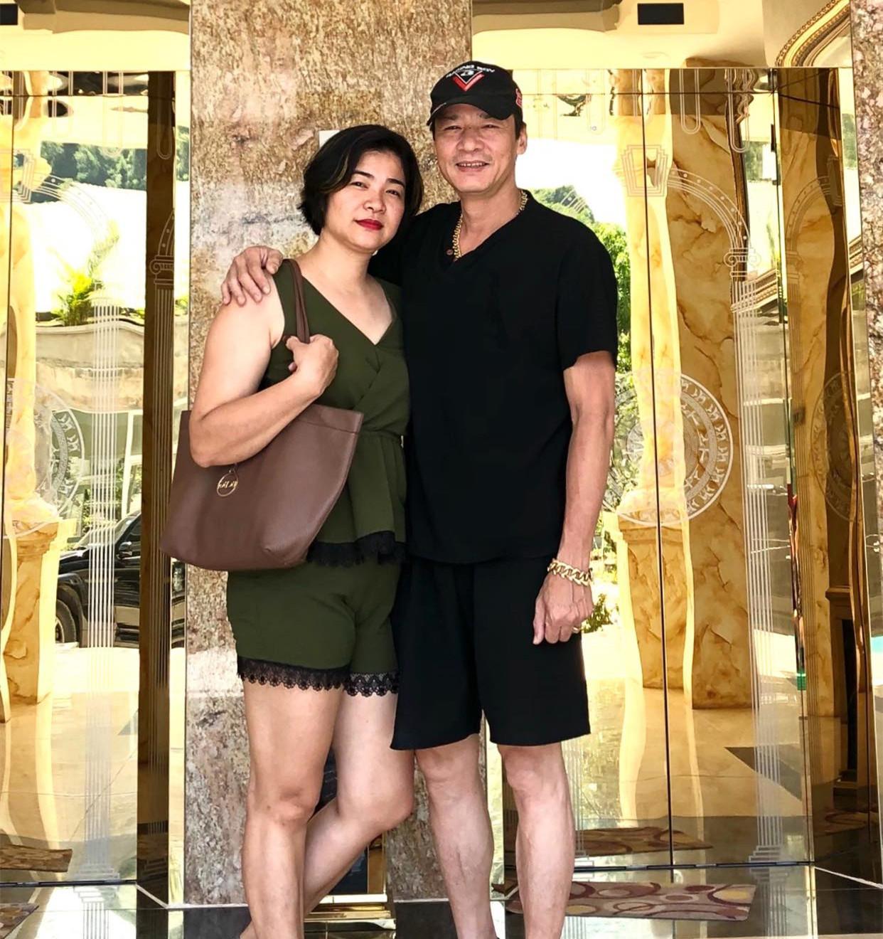 Cuộc sống hạnh phúc hạnh phúc ở tuổi U60 của diễn viên Võ Hoài Nam bên vợ kém 12 tuổi 3
