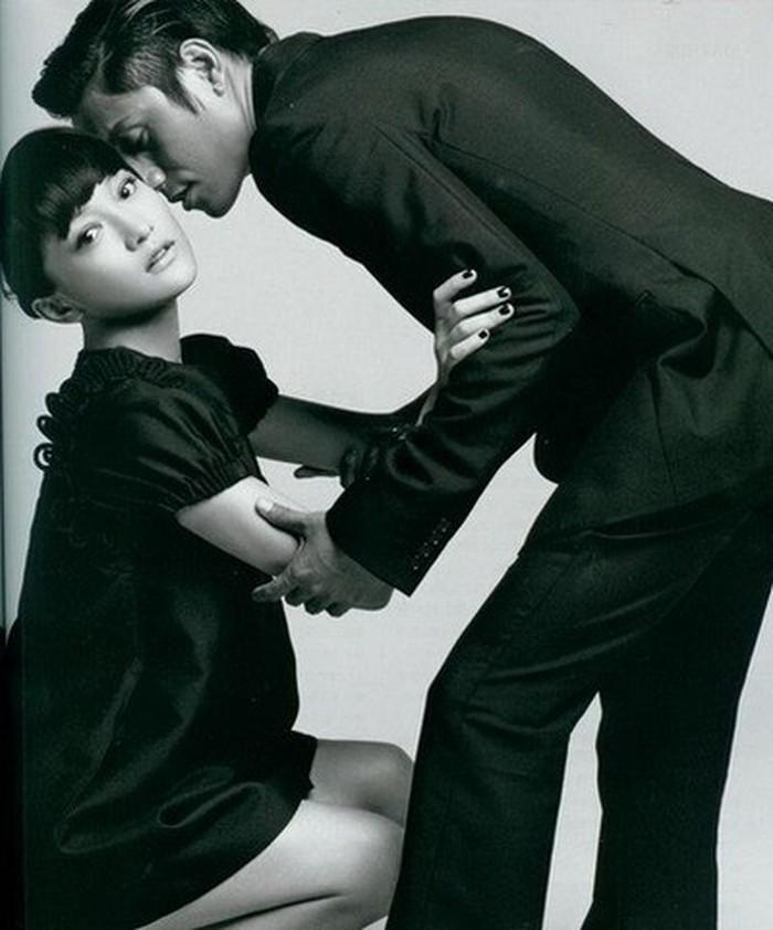 Mối quan hệ 'trên tình bạn, dưới tình yêu' của Châu Tấn và Trần Khôn suốt 20 năm qua 8