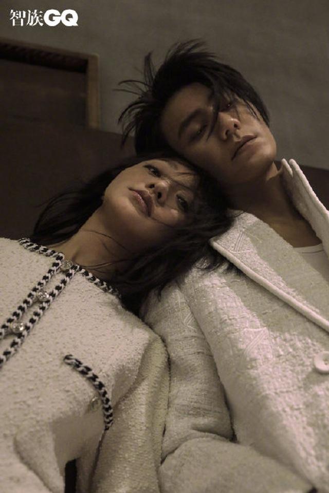 Mối quan hệ 'trên tình bạn, dưới tình yêu' của Châu Tấn và Trần Khôn suốt 20 năm qua 4