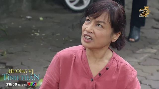Diễn viên Tú Oanh trong 'Hương vị tình thân' khổ sở khi bị 'thượng đế' chì chiết 2