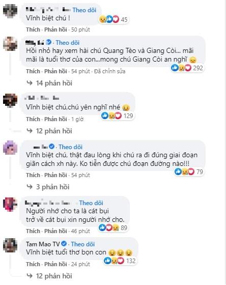 Facebook cố nghệ sĩ Giang Còi thay đổi ảnh đại diện: Xúc động trước lời nhắn nhủ về triết lý sống  2