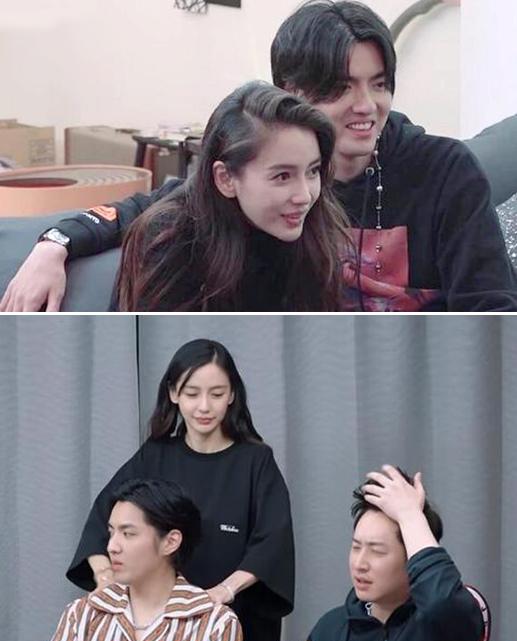 Huỳnh Hiểu Minh bị chụp lén cảnh bê tha giữa lúc Angela Baby vướng ồn ào ngoại tình với Ngô Diệc Phàm 2
