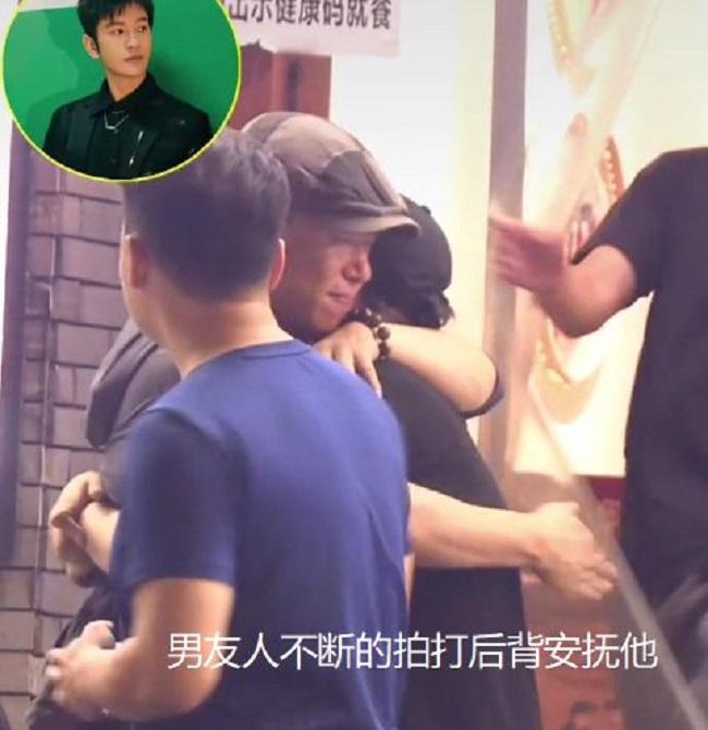 Huỳnh Hiểu Minh bị chụp lén cảnh bê tha giữa lúc Angela Baby vướng ồn ào ngoại tình với Ngô Diệc Phàm 5