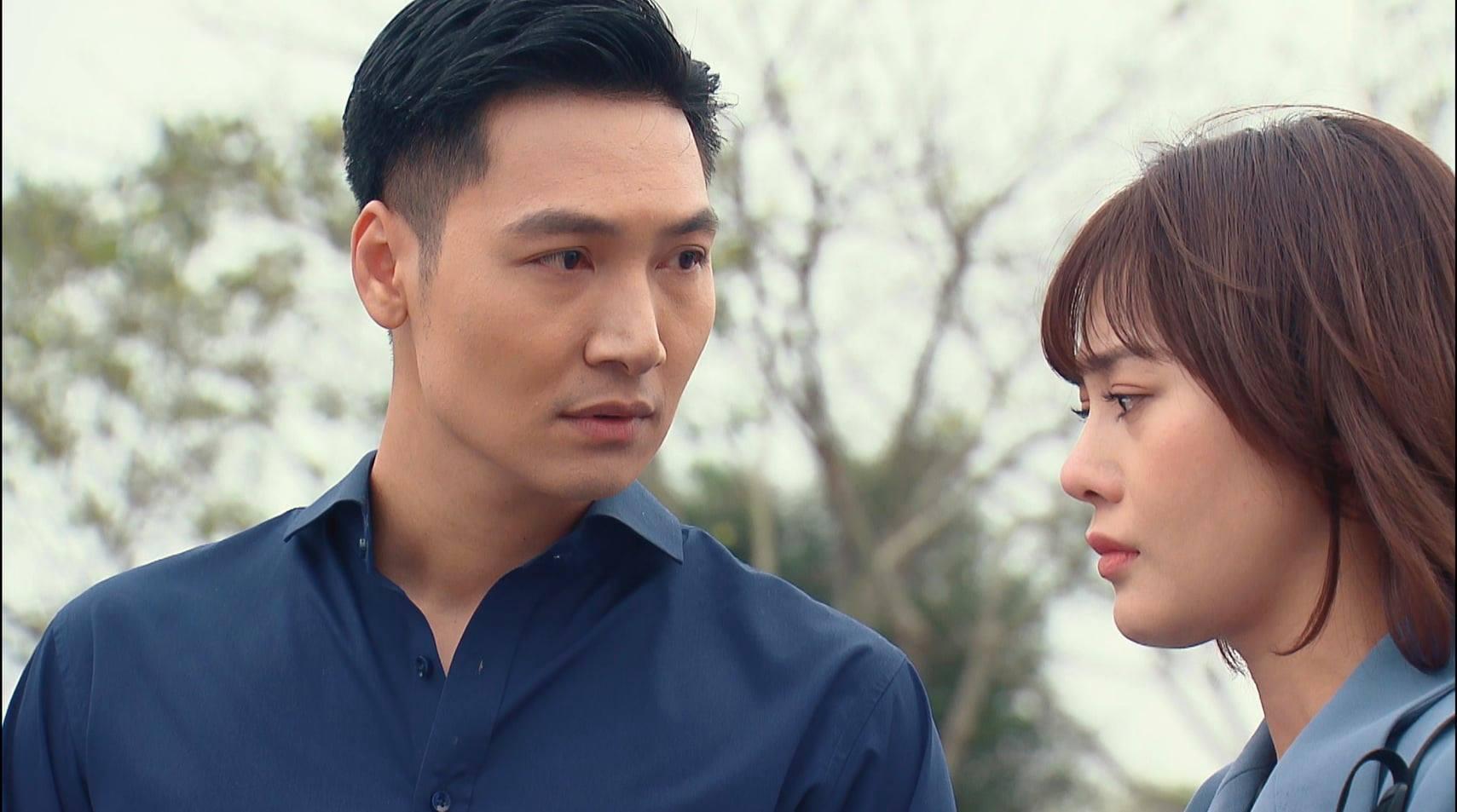 Thái độ của Mạnh Trường khi vợ bị so sánh với Phương Oanh: Khác hẳn với Shark Long 'Hương vị tình thân' 1