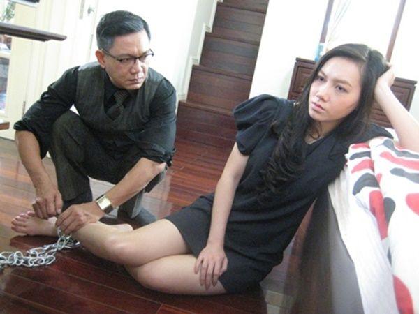 3 MC nhà đài làm diễn viên: BTV Hoài Anh, Thu Hoài vào vai ác nữ, MC Minh Hà thì gặp bi kịch 6