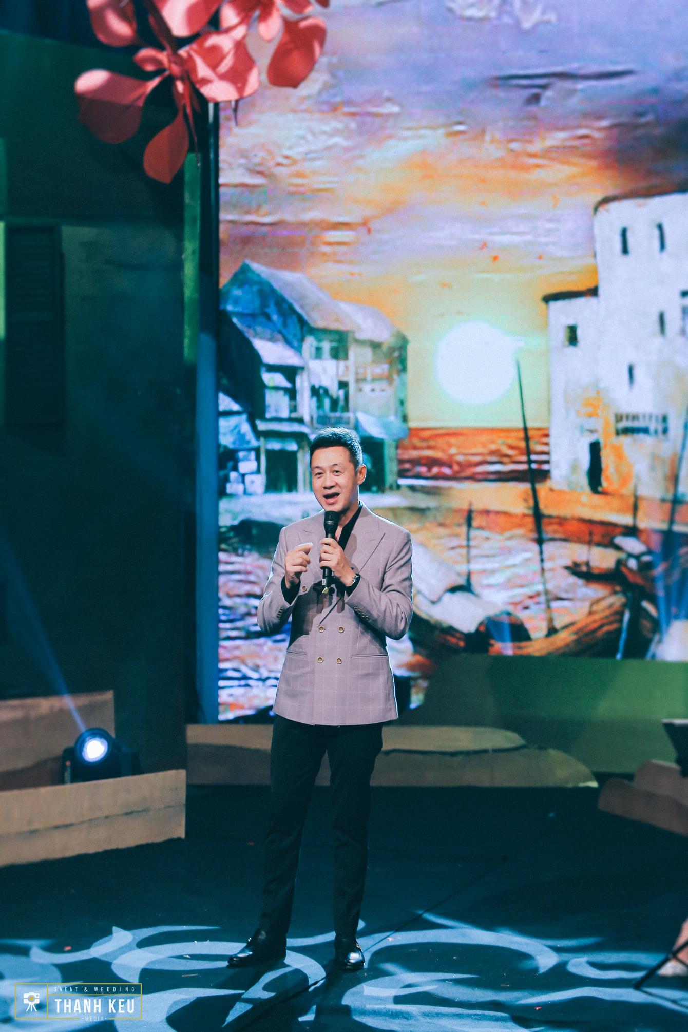 Anh Tuấn - MC ăn ý với Diễm Quỳnh ở VTV 'hack tuổi' đỉnh cao ở U50, kín tiếng trong 2 cuộc hôn nhân 5