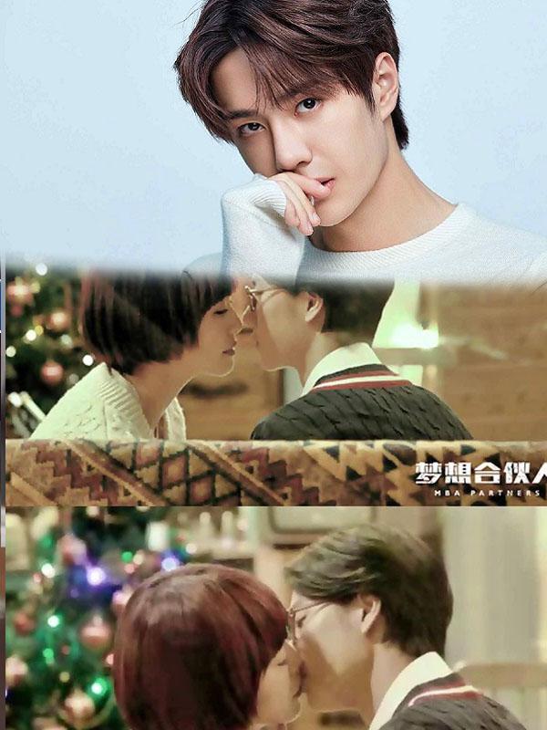 Vương Nhất Bác và 2 'tiểu sinh' Cbiz 'vồ vập' trao nụ hôn đầu trên phim nhưng không ướt át bằng mỹ nam có EQ thấp 3