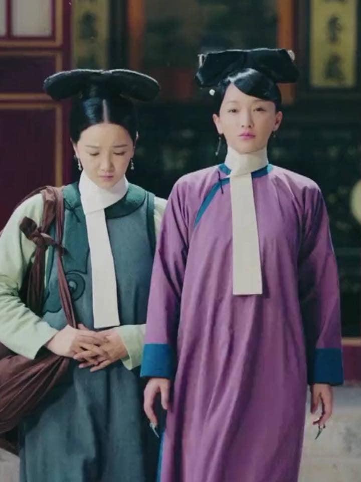 Bộ sưu tập trang phục triệu đô của Châu Tấn trong 'Hậu cung như ý truyện' khiến các 'tỷ muội' đỏ mắt ghen tỵ 3