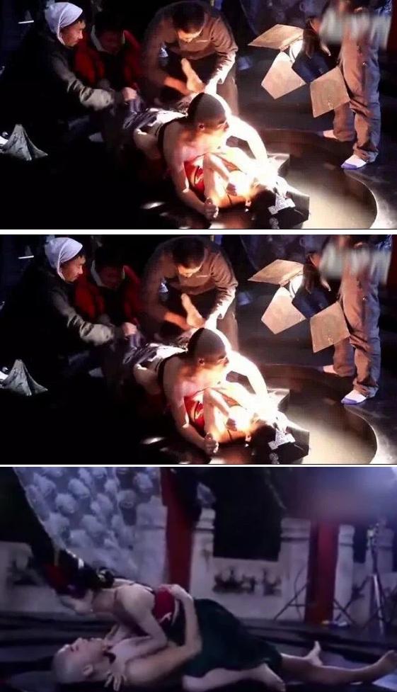 Triệu Lệ Dĩnh bị khui lại loạt cảnh nóng từ bồn tắm đến trên giường trên màn ảnh khiến người xem đỏ mặt 4