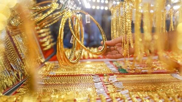 Bảng giá vàng hôm nay ngày 1/9: Bật tăng mạnh 1