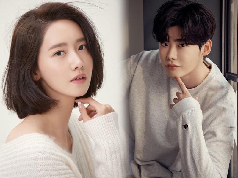 Chia tay Ji Chang Wook, Yoona (SNSD) 'có con chung' với mỹ nam Lee Jong Suk 1