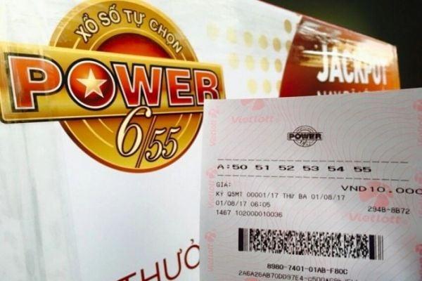 Xổ số Vietlott Power 6/55: Chủ nhân trúng giải Jackpot khủng hơn 71 tỷ đồng là ai? 2