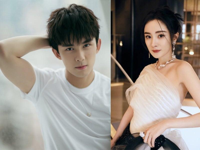 Hóng 'dưa' Cbiz ngày 17/9: Dương Tử nghỉ đóng phim, Dương Mịch 'nên duyên' với Ngô Lỗi? 4