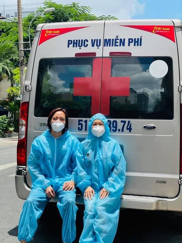 Một nghệ sĩ bỗng lên tiếng tiết lộ thái độ của Việt Hương về chuyện từ thiện 2