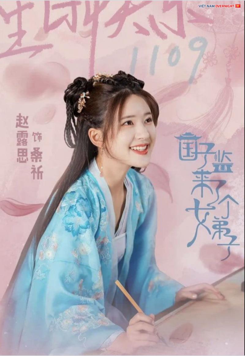 Triệu Lộ Tư 'soán' ngôi 'mỹ nữ 4000 năm' của Cúc Tịnh Y! 1