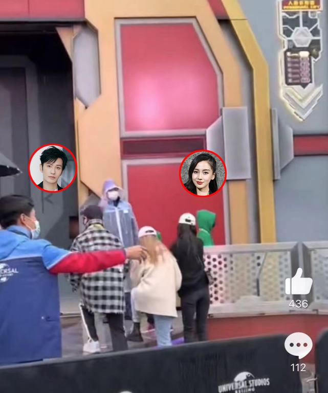 Lần hiếm hoi Huỳnh Hiểu Minh xuất hiện bên cạnh Angela Baby sau khi liên tục bị đồn ly hôn 1