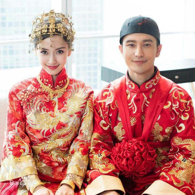 Lần hiếm hoi Huỳnh Hiểu Minh xuất hiện bên cạnh Angela Baby sau khi liên tục bị đồn ly hôn 3