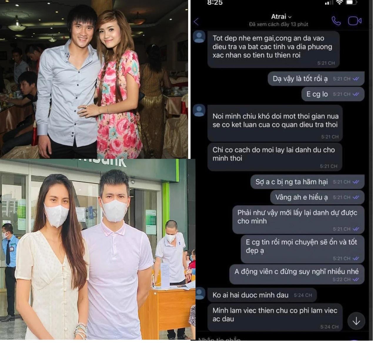Tin nóng trong ngày 9/10: Luật sư nói về 'giấc mơ sao kê' của bà Phương Hằng; Công Vinh bị lộ bí mật tiền từ thiện qua tin nhắn với em gái 4