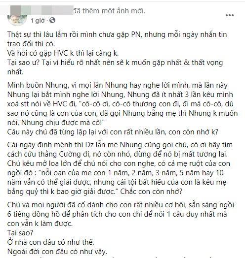 Người thân thiết với Phi Nhung 'dằn mặt' Hồ Văn Cường, tiết lộ cuộc gọi vào 'ngày định mệnh' 2