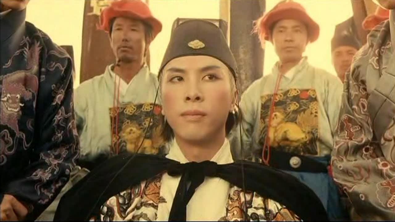 Dàn sao nam Cbiz vào vai thái giám: Nhiếp Viễn 'đột phá' thành vua, chồng cũ Dương Mịch dịu dàng nhưng trùm cuối ảnh đế nam tính 4