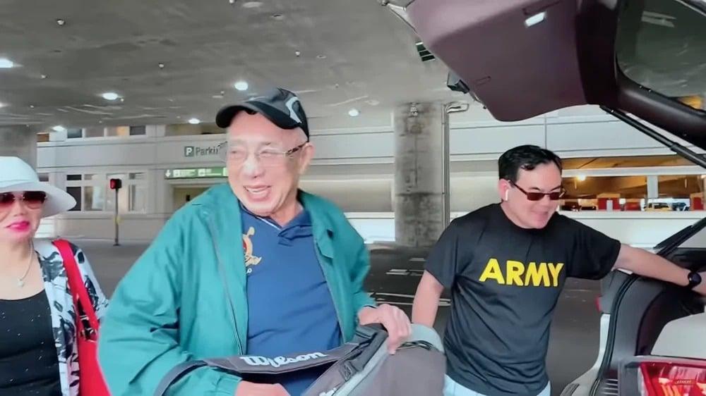 Danh ca Thanh Tuyền khiến nhiều người ngỡ ngàng với dung mạo của người chồng thứ hai 90 tuổi 2
