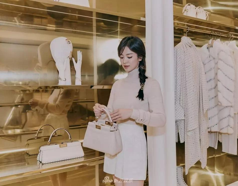 Song Hye Kyo vô tình để lộ nhan sắc thật, dân tình không khỏi tròn mắt 6