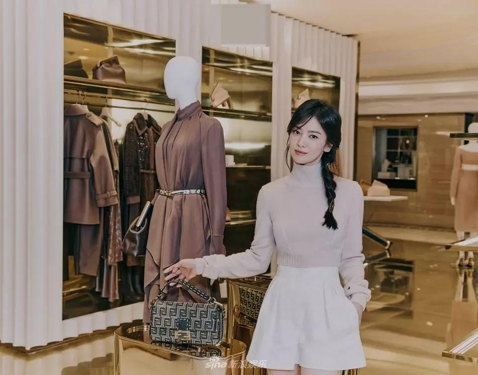 Song Hye Kyo vô tình để lộ nhan sắc thật, dân tình không khỏi tròn mắt 7