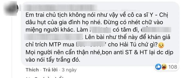 Sơn Tùng lại bị réo gọi giữa 'bùng binh tình ái' cùng 'gà cưng' Hải Tú 3
