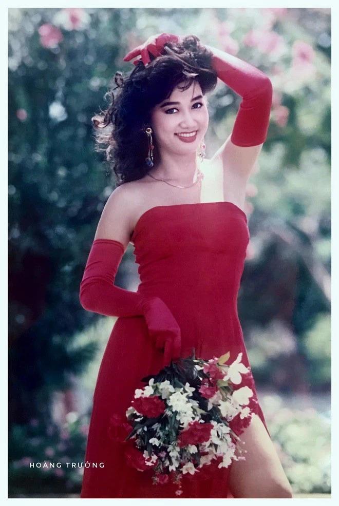 'Nữ hoàng làng mẫu' thập niên 90 Kim Khánh tiết lộ về góc khuất của nghề: Nỗi ám ảnh bị sàm sỡ 1