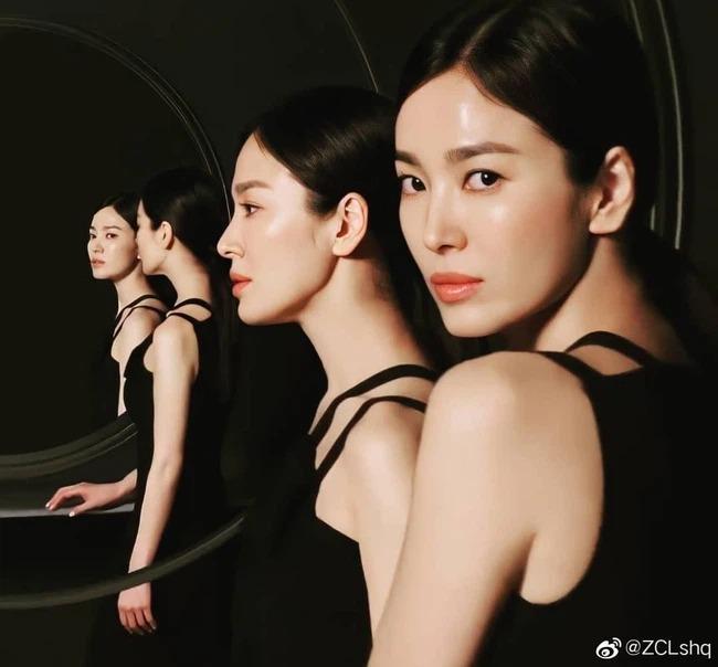 Song Hye Kyo khiến dân tình 'ngất lịm' với loạt ảnh cận mặt, nhan sắc ngày càng thăng hạng hậu ly hôn 6