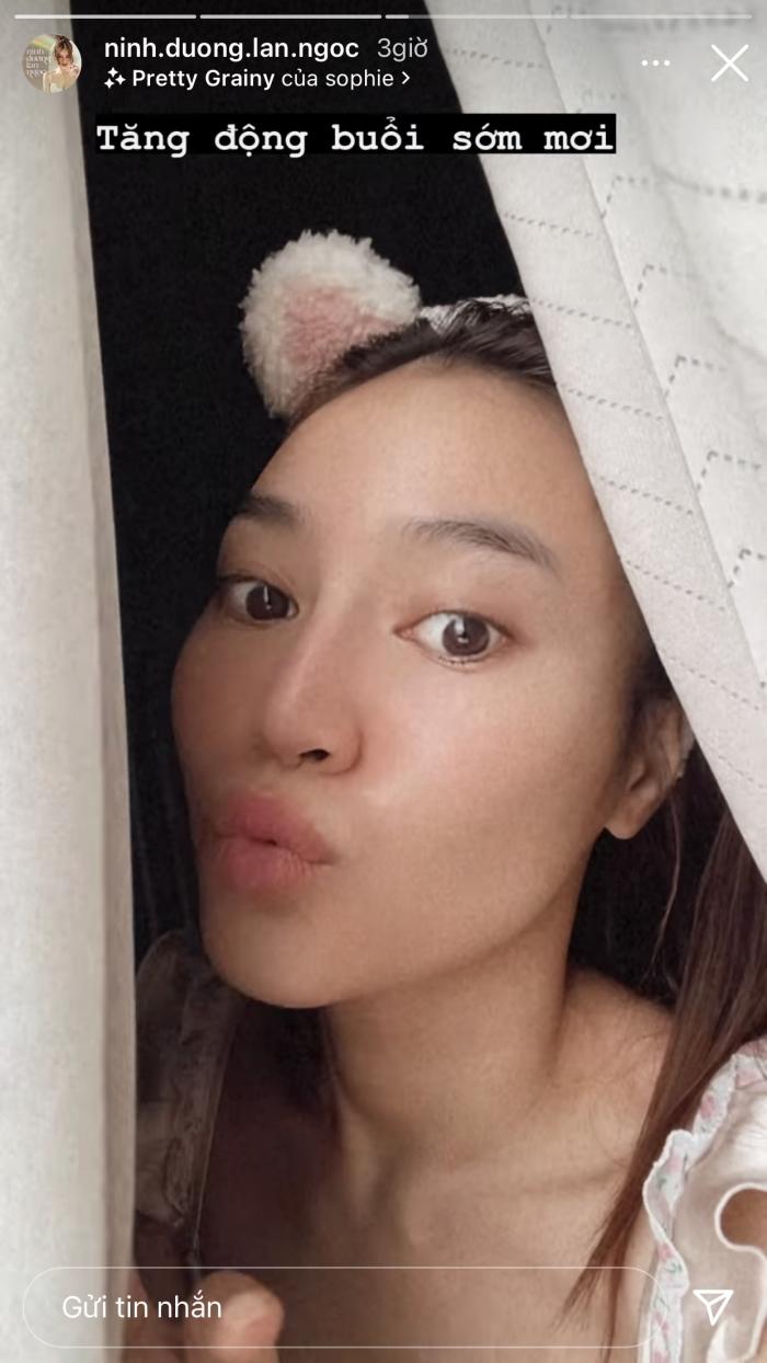 Ninh Dương Lan Ngọc phơi bày nhan sắc thật trước ống kính ở tuổi 31, có xứng danh 'ngọc nữ'? 3