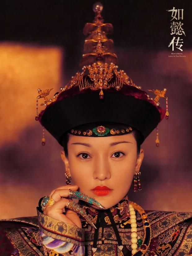Châu Tấn 'xé mác' ngoan hiền, gây ngỡ ngàng với diện mạo đầy lạ lẫm 8