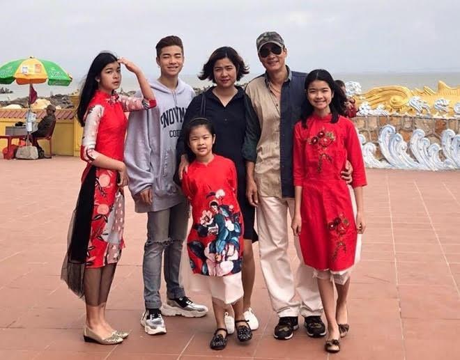 Lãng tử màn ảnh Việt Võ Hoài Nam mang cuốn phim cuộc đời xước xát của mình lên màn ảnh nhỏ 7