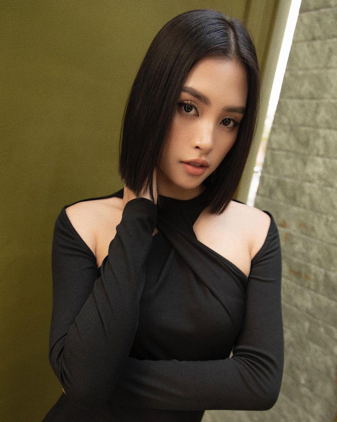 Khoe mái tóc tự cắt, Tăng Thanh Hà khiến dân tình sửng sốt vì diện mạo na ná hoa hậu Tiểu Vy 2