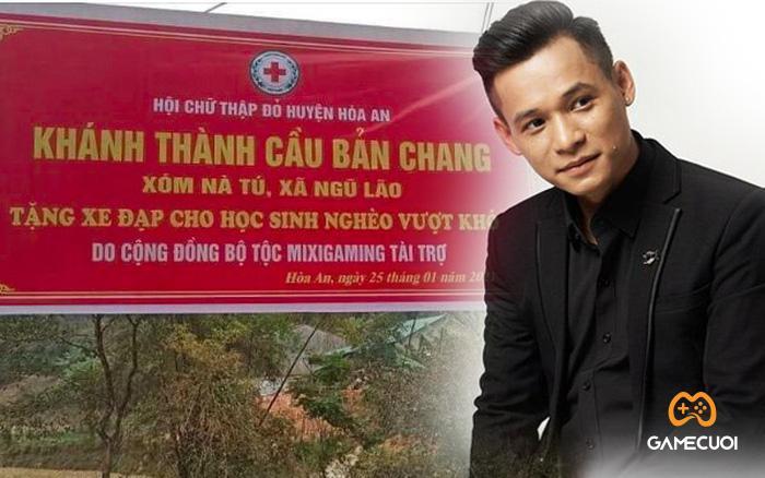 'Tộc trưởng' Độ Mixi bất ngờ bị kéo vào 'vòng xoáy sao kê' của sao Việt và cách đáp trả 'cực gắt' 4