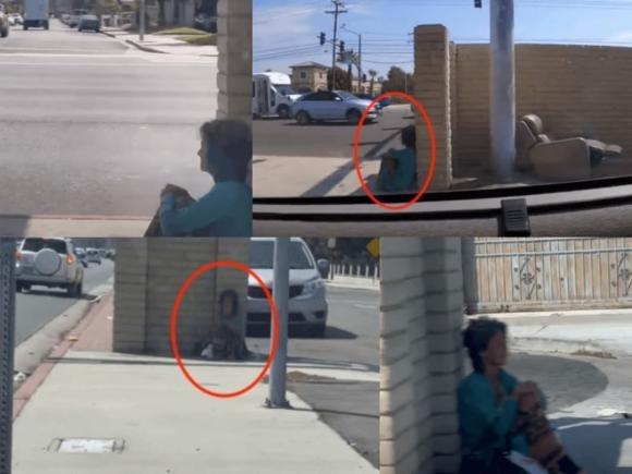 Kim Ngân tiếp tục kiếp lang bạt trên phố khiến Thuý Nga bật khóc bất lực 1