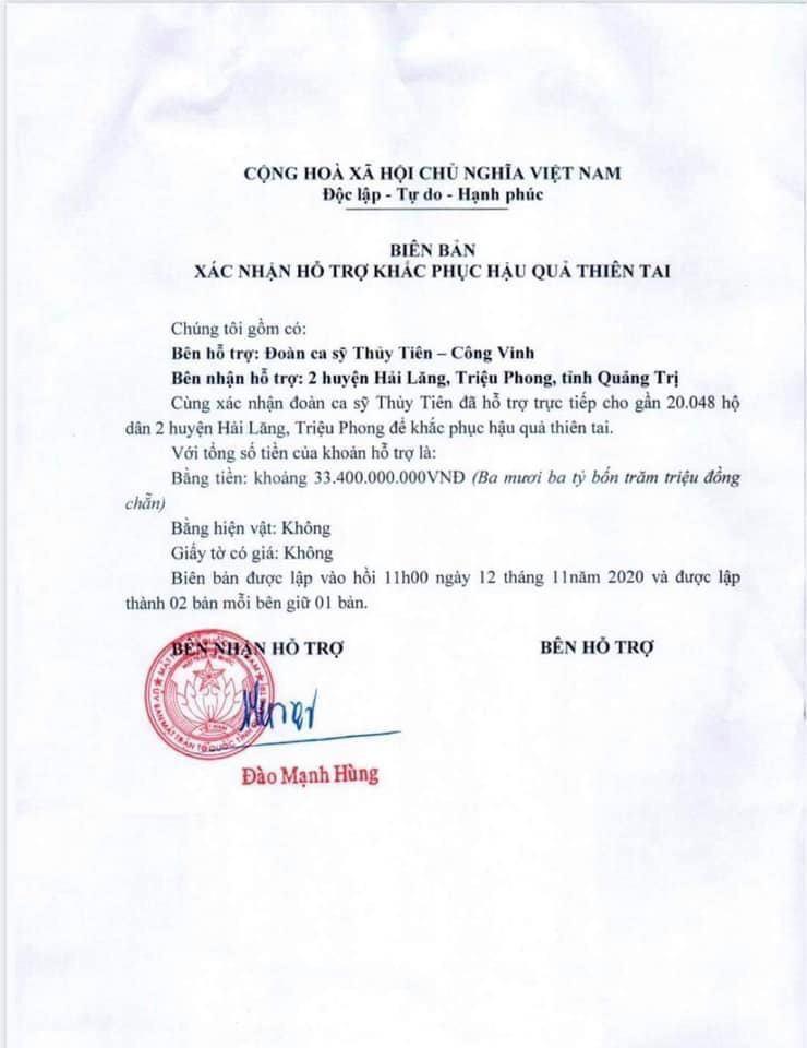 Thuỷ Tiên tung bằng chứng đáp trả tin đồn 'mượn hoa cúng Phật' 3