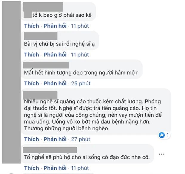 NS Hồng Vân nhận cơn bão chỉ trích đúng ngày Giỗ tổ nghề, ồn ào quảng cáo bị phanh phui lại 5