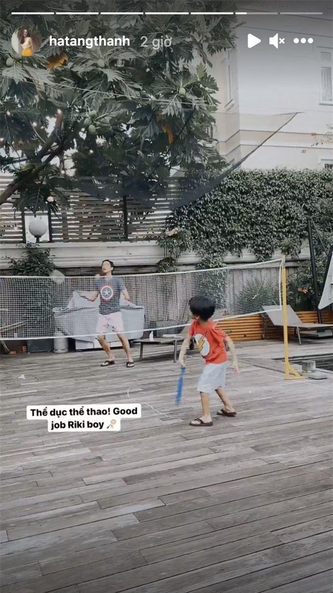 Khác ái nữ nhà Cường Đôla, richkid nhà Hà Tăng lại đón Trung thu giản dị đến mức này 3