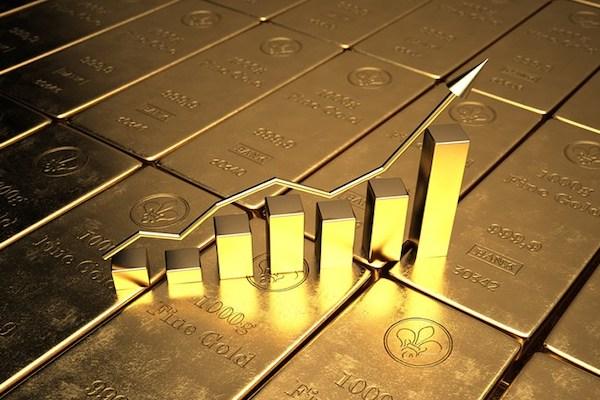 Giá vàng hôm nay 23/9: Sẵn sàng đón gió sau cuộc họp của Fed 2