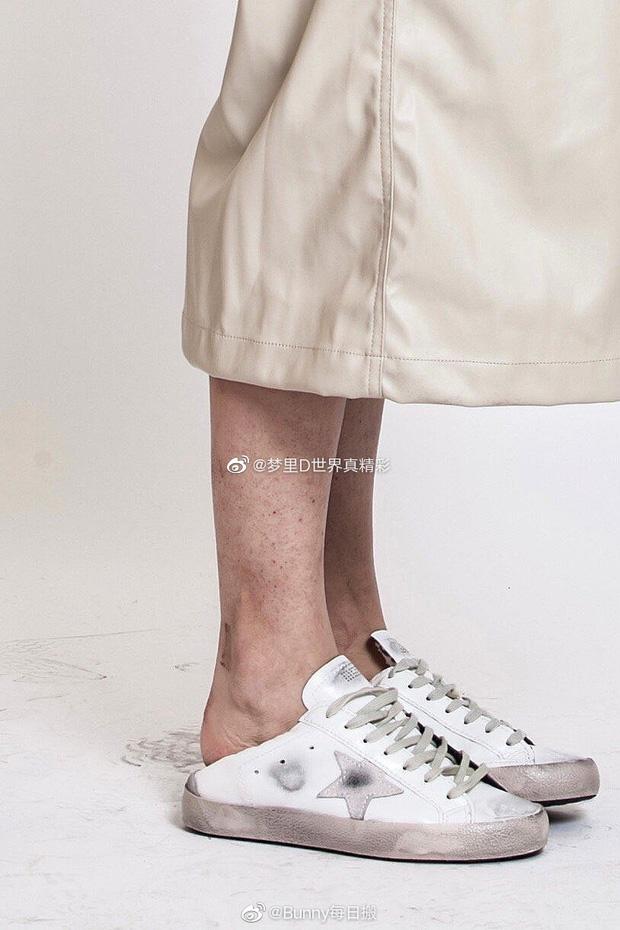 Giật mình với sắc vóc của mỹ nhân Tân Cương Địch Lệ Nhiệt Ba khi chưa qua 'bàn tay hô biến' 3